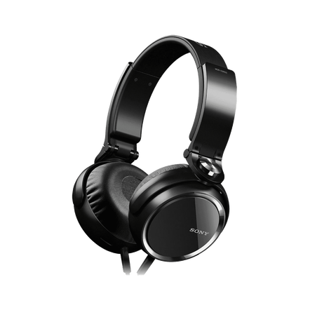 Extra Bass (XB) Headphones (Black)