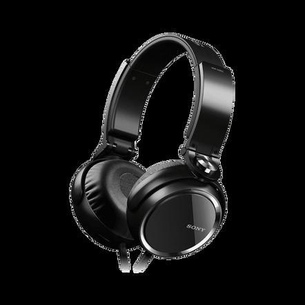 Extra Bass (XB) Headphones (Black), , hi-res