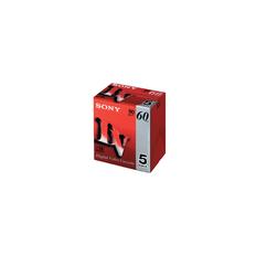 5-Pack 60 Min Mini DV Tape