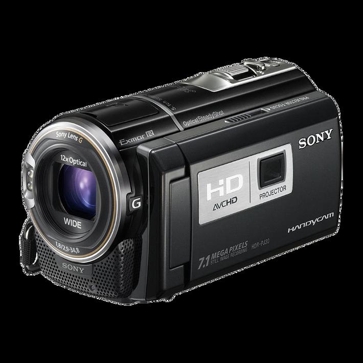 7MP HD FLASH PROJECTOR HANDYCAM, , product-image