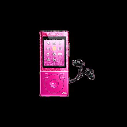 4GB Video MP3/MP4 Walkman (Pink)