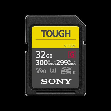 32GB SF-G Tough Series UHS-II SD Memory Card, , hi-res