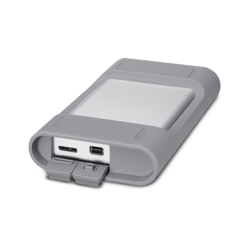 HDD Portable Storage Drive - 2TB with Thunderbolt, , hi-res