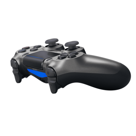PlayStation4 DualShock Wireless Controllers Limited Edition (Steel Black), , hi-res