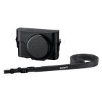 Leather Carrying Case for RX100 Series, , hi-res