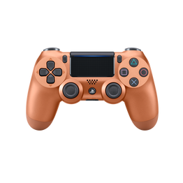 PlayStation4 DualShock Wireless Controllers Limited Edition (Copper)