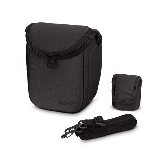 Compact Carrying Case (Black), , product-image