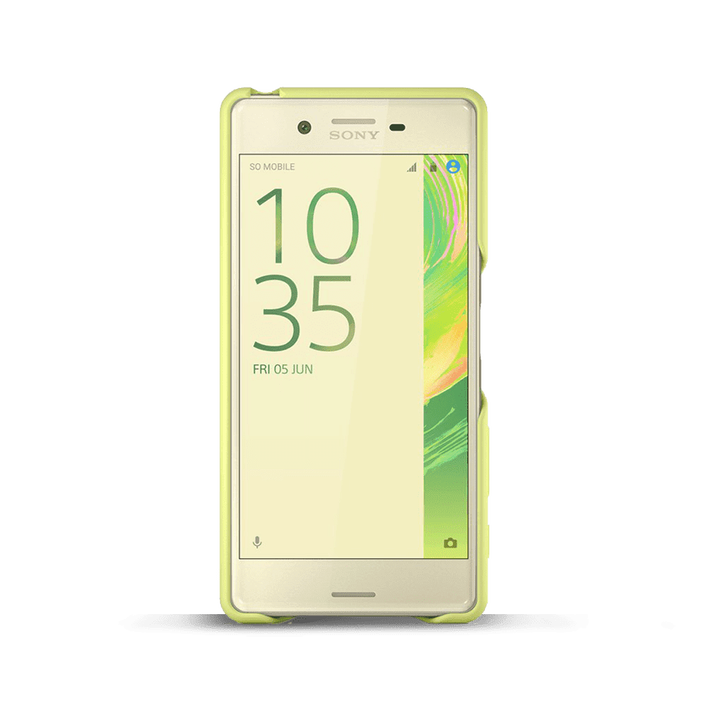 Style Cover SBC22 for Xperia X (Lime Gold), , product-image