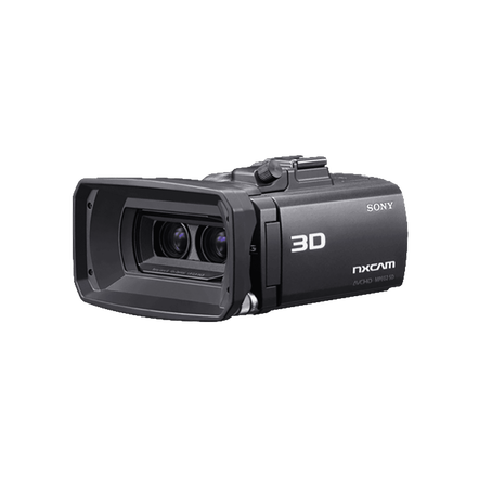 NX3D1P Ultra Compact Professional NXCam Camcorder