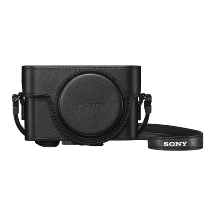 LCJ-RXK Jacket Case for RX100 Series (Black), , hi-res