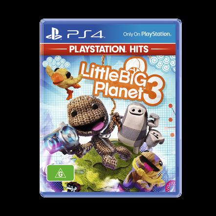 PlayStation4 Little Big Planet 3 (PlayStation Hits), , hi-res