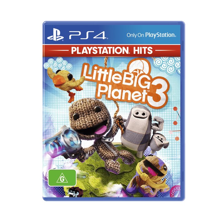 PlayStation4 Little Big Planet 3 (PlayStation Hits), , product-image