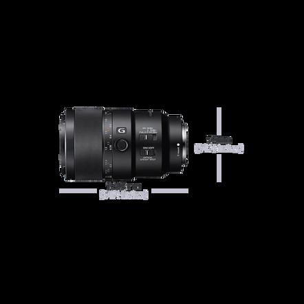 Full Frame E-Mount FE 90mm F2.8 Macro G OSS Lens, , hi-res