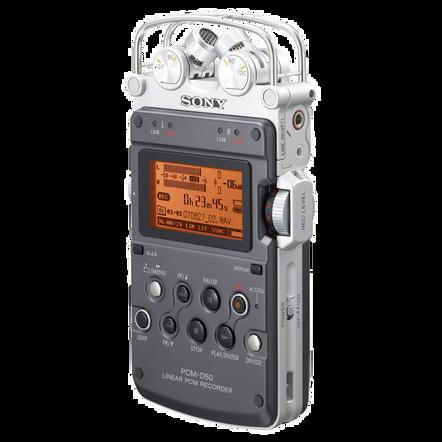 Linear PCM Recorder PCM-D50, , hi-res