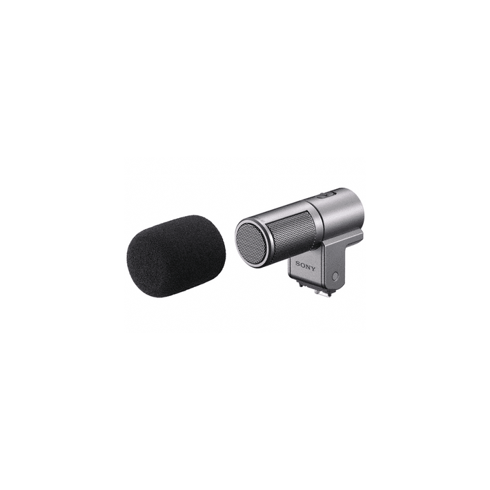 ECM-SST1 Stereo Microphone for NEX-3 and NEX-5 , , product-image