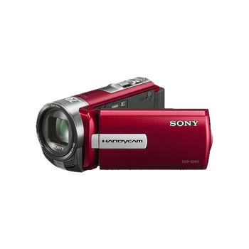 4GB Flash Memory Camcorder (Red), , hi-res
