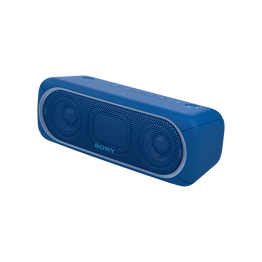 Portable Wireless Speaker with Bluetooth (Blue), , hi-res