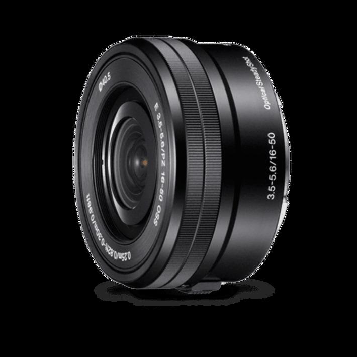 E-Mount PZ 16-50mm F3.5-5.6 OSS Lens, , product-image