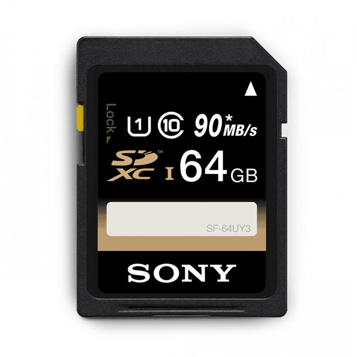 64GB SDHC Memory Card USH-1 Class 10 R70, , product-image