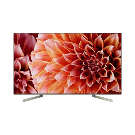 "75"" X90F LED 4K Ultra HDR Android TV with Dolby Vision"