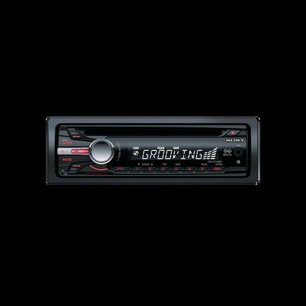 In-Car CD/MP3/WMA/Tuner Player GT310 Series Headunit