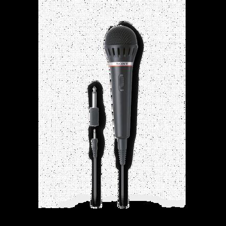 Vocal Microphone (Black), , hi-res