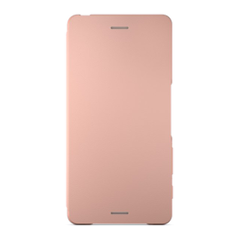 Style Cover Flip SCR52 for Xperia X (Rose Gold), , hi-res