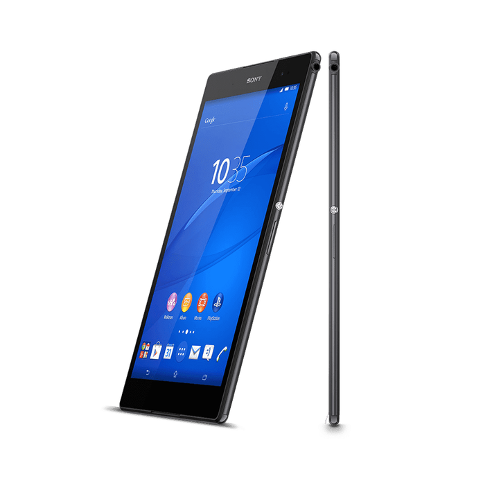 Xperia Z3 Compact Tablet 16GB Wi-Fi (Black), , product-image
