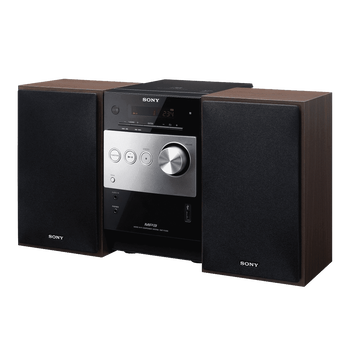 CD Tuner Micro Hi-Fi System with USB, , hi-res