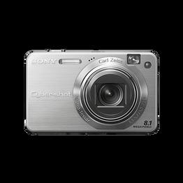 8.1 Mega Pixel W Series 5x Optical Zoom Cyber-shot (Silver), , hi-res