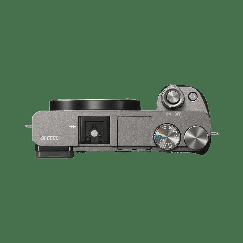 a6000 Digital E-Mount 24.3 Mega Pixel Camera (Grey), , product-image