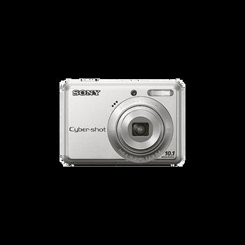 10.1 Mega Pixel S Series 3x Optical Zoom Cyber-shot (Silver), , hi-res