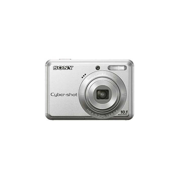 10.1 Mega Pixel S Series 3x Optical Zoom Cyber-shot (Silver), , product-image