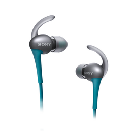 AS800AP Sport In-Ear Headphones (Blue), , hi-res