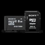 8GB microSDHC Memory Card, , hi-res