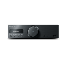 Media Receiver with Bluetooth