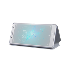 Xperia XZ2 Compact Style Cover Stand SCSH50 (Grey)