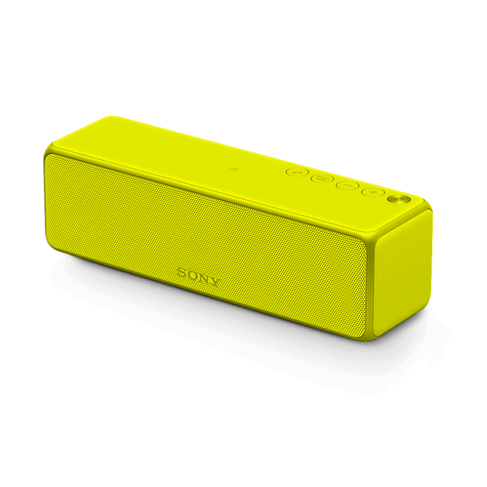 h.ear go Bluetooth Wireless Speaker with High-Resolution Audio (Lime Yellow), , hi-res