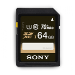 64GB UHS-I Class 10 SDXC/SDHC memory card SF-UY2 Series, , hi-res