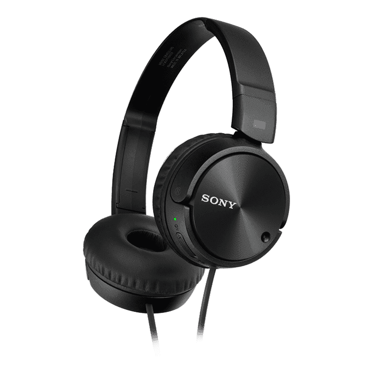 ZX110NC Headband Type Noise Cancelling Headphones (Black), , product-image