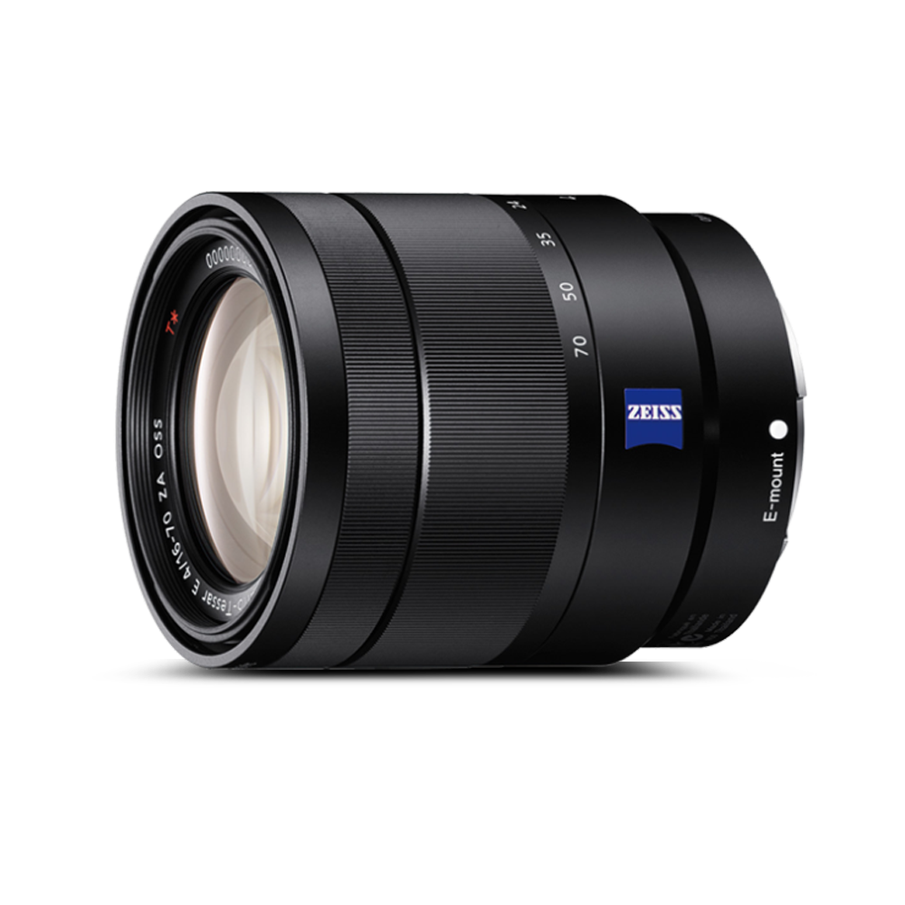 APS-C Vario-Tessar T* E-Mount 16-70mm F4 Zeiss  OSS Lens, , product-image