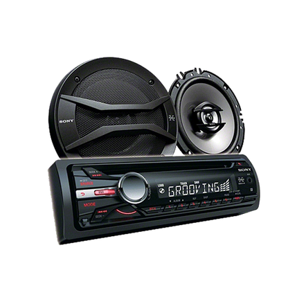 In-Car CD/MP3/WMA/Tuner Player