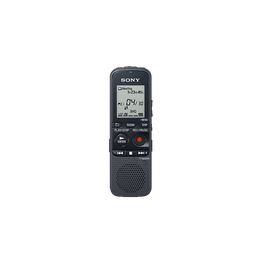 2GB PX Series MP3 Digital Voice IC Recorder with Expandable Memory Capabilities, , hi-res