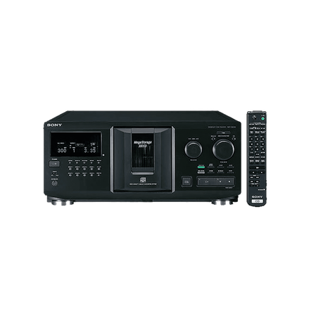 300 Disc CD Changer