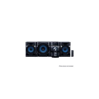 EC909 iPod / iPhone Dock Hi-Fi System, , hi-res