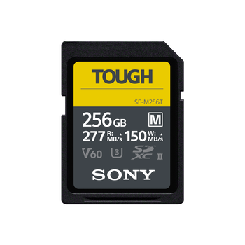 SF-M series TOUGH specification UHS-II SD Card 256GB, , hi-res