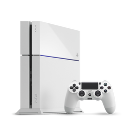 PlayStation4 500GB Console (White)