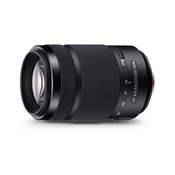 A-Mount DT 55-300mm F4.5-5.6 SAM Lens, , hi-res