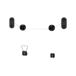 Picture Frame Style Wall Mount Bracket for Selected BRAVIA LCD TV, , hi-res