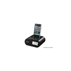 FM Dock Clock Radio